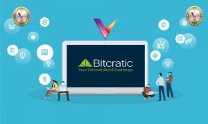 VINX COIN STO listing on BITCRATIC Exchange
